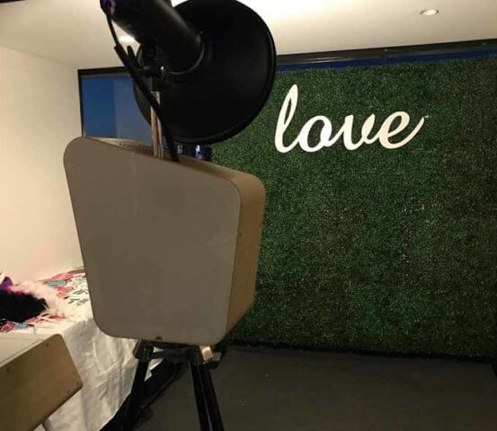 photo booth for rent near me